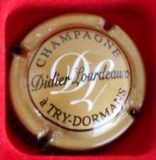 Capsule de champagne Lourdeaux D N°10