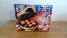Nostalgia Electrics Mini Donut Hole & Cake Pop Maker Machine Doughnut Bakery