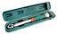 "Jonnesway T07020F 1//4/"" Micrometer Torque Wrench 40-250 IN//Lbs"