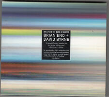BRIAN ENO / DAVID BYRNE - my life in the bush of ghosts CD