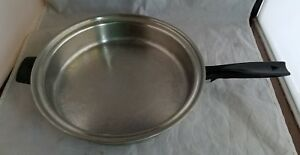 Vollrath 11 Quot Frying Skillet 304 Stainless Steel Waterless