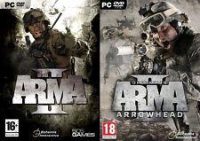arma 2 & arma 2 operation arrowhead