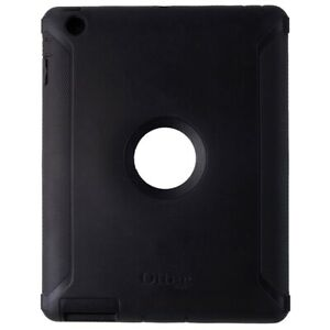 low priced e0732 88987 Details about INCOMPLETE OtterBox Defender Case for Apple iPad 2 3 4 -  Black (77-18640)