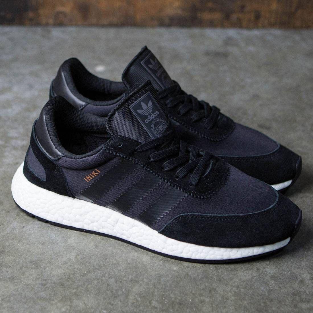 ADIDAS INIKI Runner Zapatos Core BB2100 Negro Talla EE. UU. para Hombre