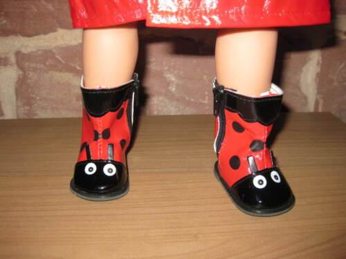 7,5cm MAGGIOLINO Stivali di gomma Scarpe circa 46-50cm PIANTANA-Bambola, senza BAMBOLA 1000