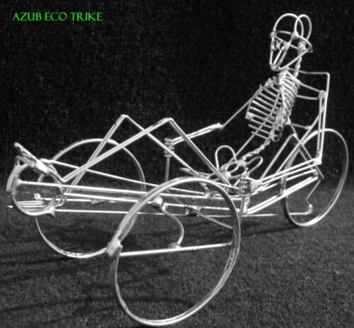 HANDCRAFTED RECUMBENT CYCLES Fantastic gifts and collectables!