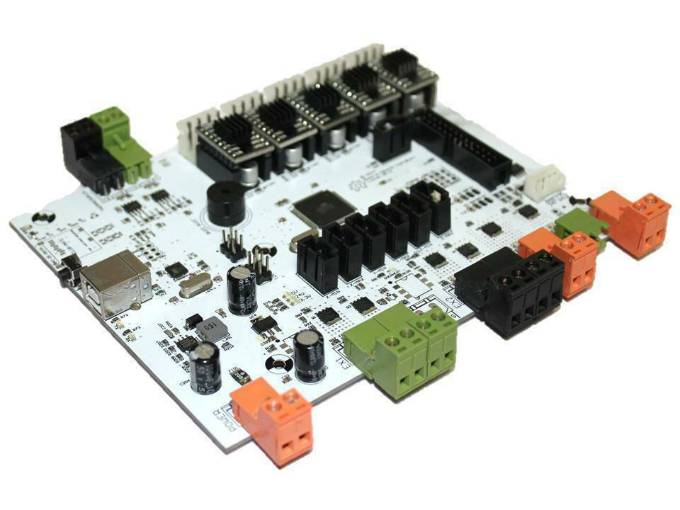 Main Board Motherboard for Monoprice Metal Housing Dual Extrusion 3D Printer