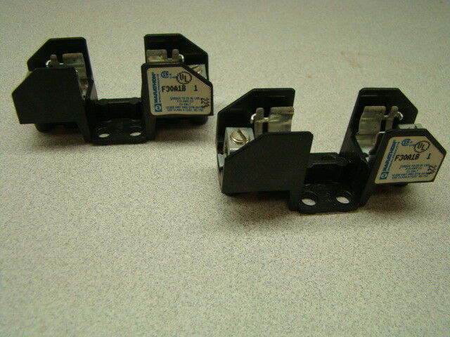 Marathon F30A1B Fuse Block Holder, QTY of 2