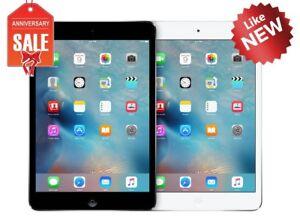Apple-iPad-Mini-2-WiFi-GSM-Unlocked-I-16GB-32GB-64GB-128GB-I-Gray-Silver