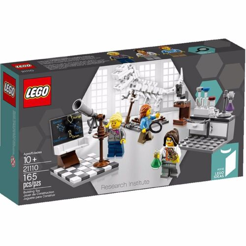 SAME DAY SHIPPING!! LEGO 21110 Ideas Research Institute New in Sealed Box