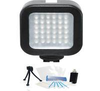 Professional Camcorder Led Video Light For Canon Vixia Hf M40 R300 Xa10 R20