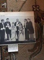 B1-6 ephemera 1961 picture ted gatty murray browne f stobbs margate dreamland