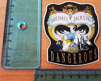 MICHAEL JACKSON DANGEROUS SPILLA VINTAGE VINTAGE BEAUTIFUL RARE PIN BROOCH #M