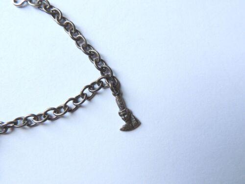 Ancien bracelet Bretagne Marin Bigoudène en métal  bijoux breton kelt enfant
