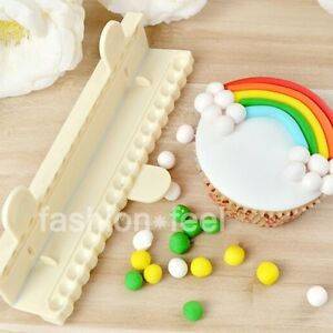 Bead Pearl Fondant Cake Decorating Cutter Sugarcraft Paste ...