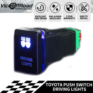 TOYOTA Push Switch Driving Car Lights
