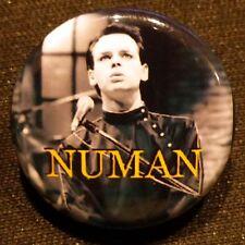 Gary Numan / Tubeway Army - Saturday Night Live 25mm Pin Badge GN44