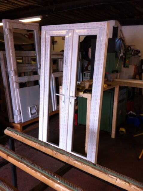 UPVC Mis measure French Doors Made To Measure(3-5 Working Days)Width 1200mm
