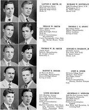 1951 Harvard Freshmen School Yearbook~Photos~History~Football~Squash~Dance~++++