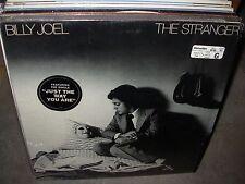 BILLY JOEL stranger ( rock ) sticker - sterling -