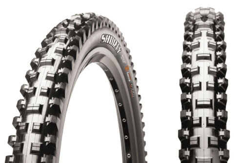 MAXXIS Shorty 27.5x2.40 60TPI Wire Super Tacky Butyl Insert DH1270g
