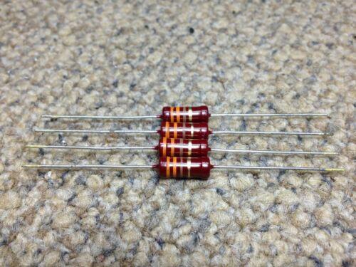 20 Pcs Roederstein ROE SK5 330 Ohm 1.1W Carbon Resistor # Piher//Beyschlag #