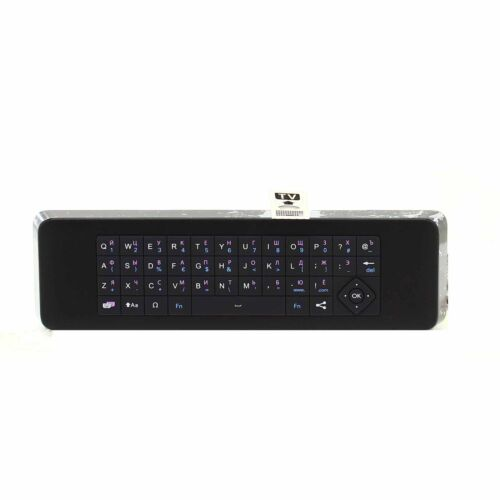 Genuine Philips Smart TV QWERTY Remote Control with  NETFLIX and Ambilight Key/'s
