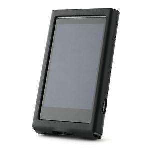 Brand New Sony CKL-NWZX100 Leather Case Black  For Sony Walkman  NW-ZX100