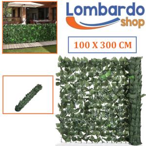 Siepe finta siepe artificiale foglia edera lauro sintetica for Siepe sintetica artificiale