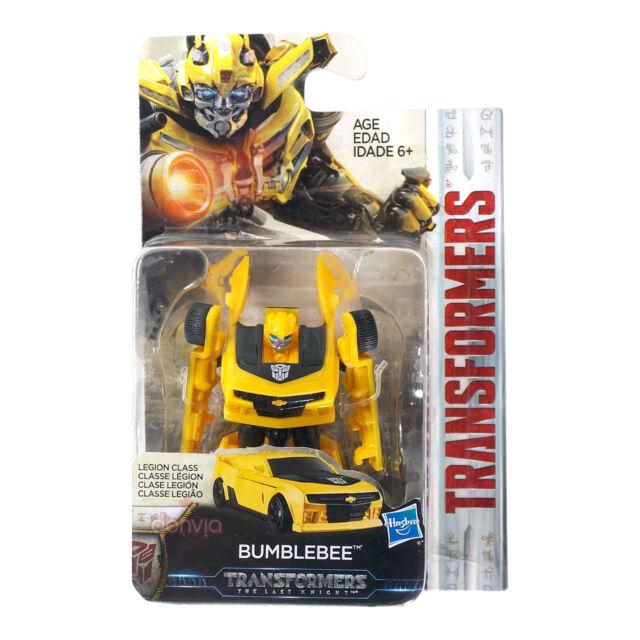 "Transformers The Last Knight Legion Class Bumblebee 3"" Figure"
