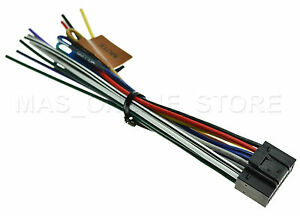 image is loading kenwood-kmr-d562bt-kmrd562bt-genuine-wire-harness-pay-