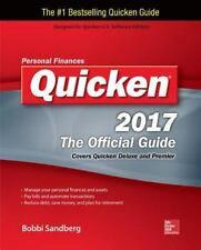 Quicken 2017 The Official Guide By Bobbi Sandberg Paperback