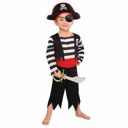 Christy/'s Children Rascal Deckhand Pirate Costume 4-6 Years