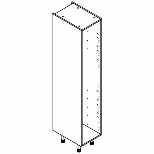 NEW COOKE /& LEWIS LARDER SHELF PACK 300//600MM WHITE//OAK RRP £16 COLLECTION ONLY