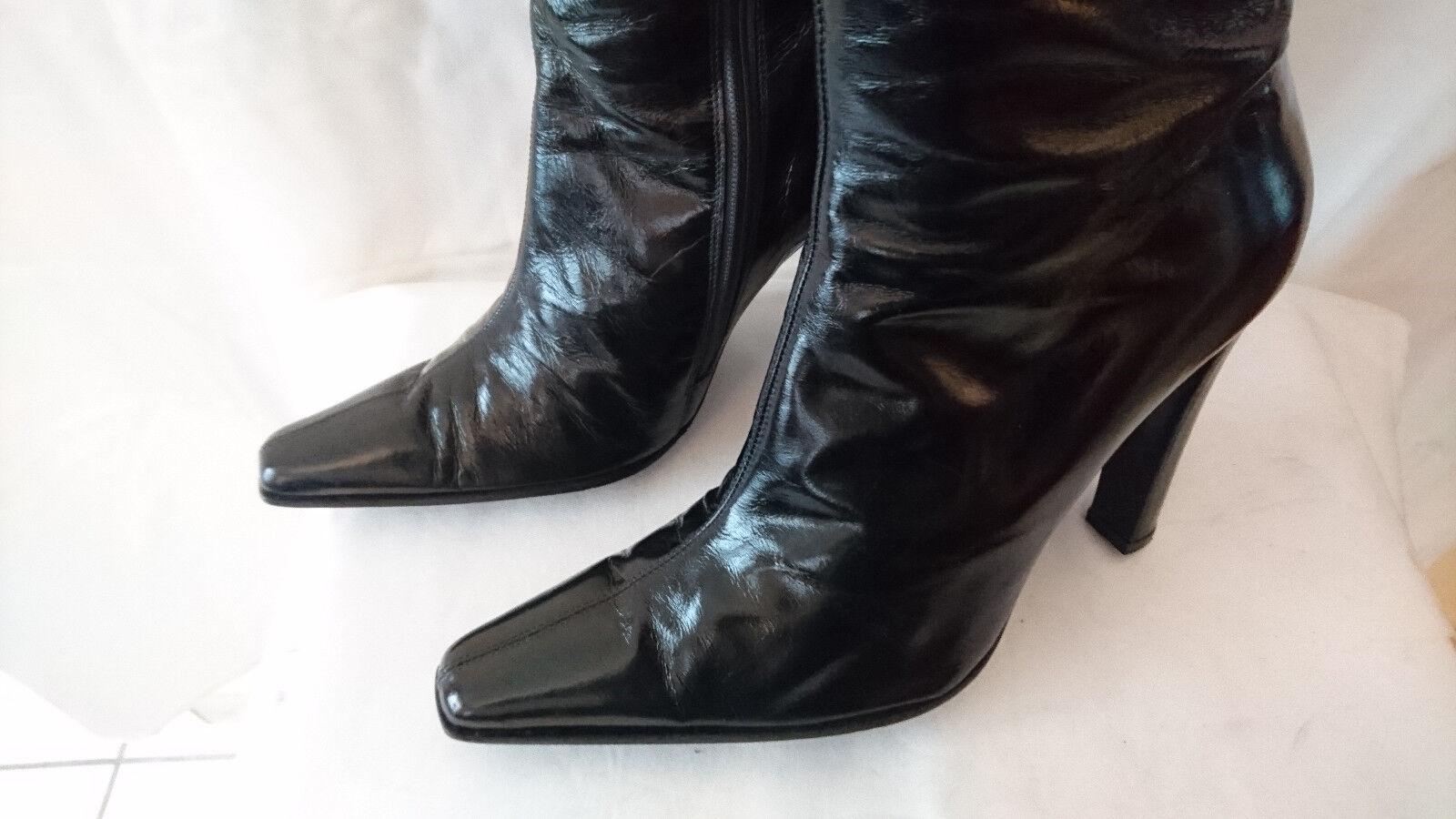 Stiefel Reißverschluss 1990