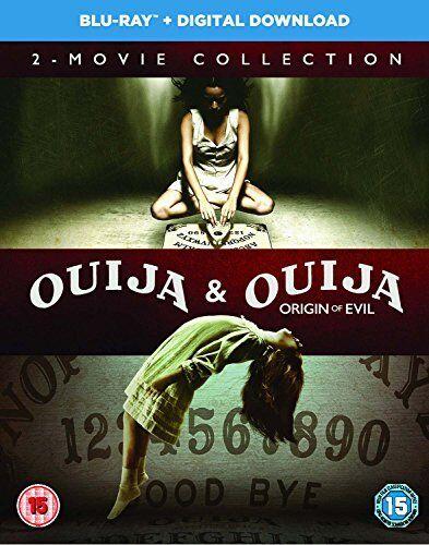 Ouija / Ouija: Origin of Evil Box Set (Blu-ray + Digital Download) [2016] [DVD]