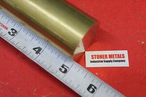 "1-3//8/""  BRASS C360 ROUND ROD 9/"" long Solid New Lathe Bar Stock 1.375/"" OD H02"