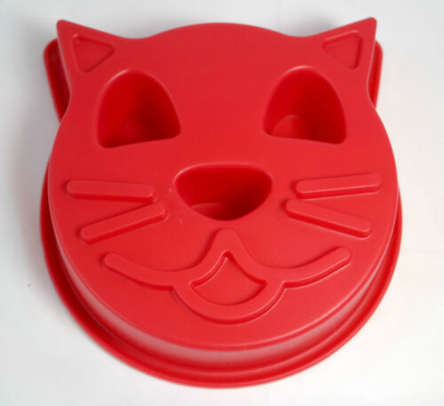 Silicone Cat//Dog Shaped Cake Mould Baking Decoration Home Oven Cooking
