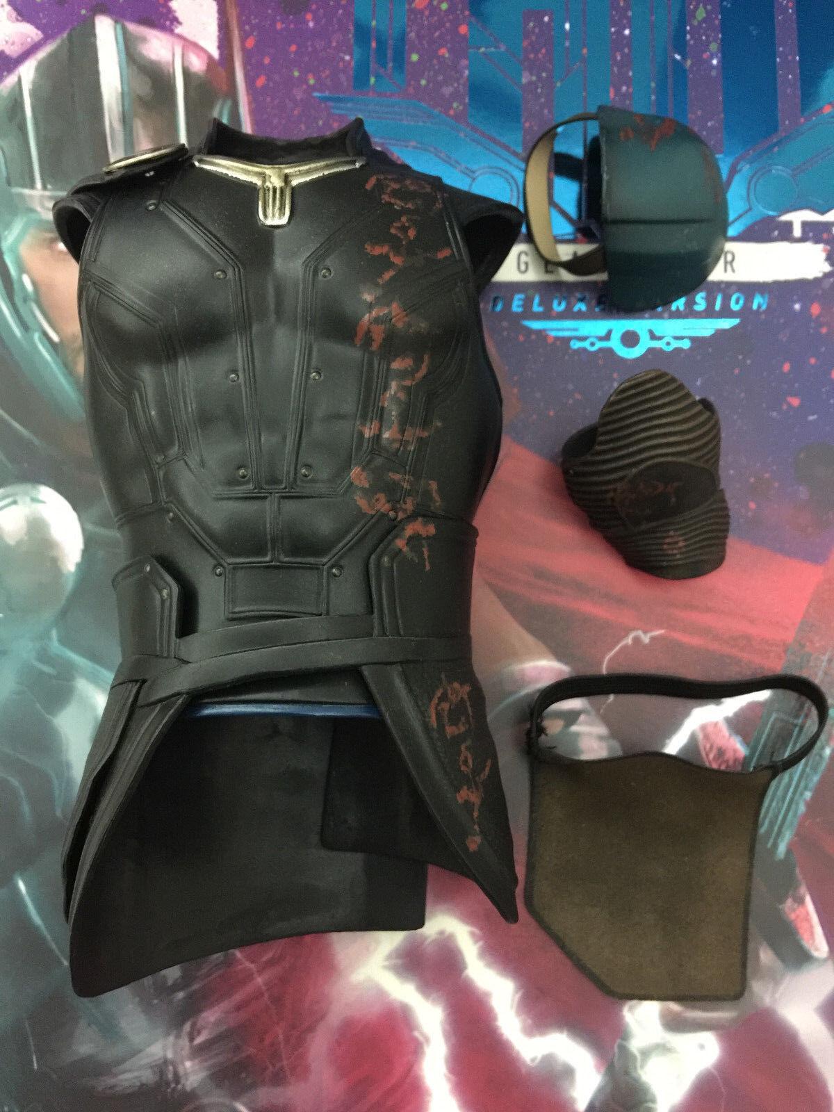hot toys Gladiator Thor Ragnarok MMS445 Deluxe - Chest armor