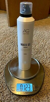 Ag Curl Mousse Gel Extra Firm Curl Retention Ebay