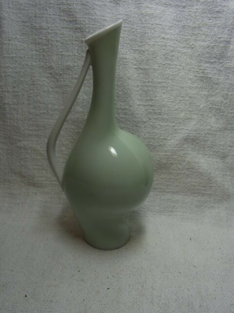 "Vintage German Rosenthal Porcelain Table Vase "" Pregnant Luise "" Schwangere #BN"