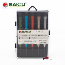 BAKU Screwdriver Set BK-3332C Precision Screwdrivers 6 in 1 Mlulti Screw