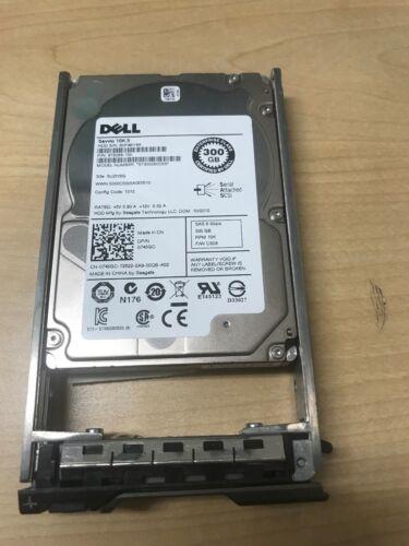 "Dell 745GC 9TE066-150 300GB 2.5/"" 10K SAS Hard Drive R Series Caddy ST93000605SS"