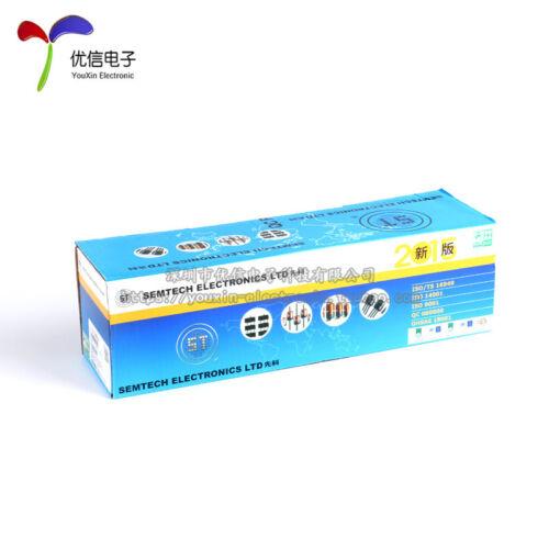 50PCS X SEMTECH 0.5W 5.6V Zener Diode BZX55C5V6-1//2W DO-35