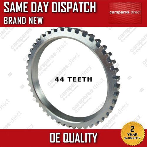 DRIVESHAFT 44 dents abs Reluctor Anneau Fit pour un Kia Cerato 2004 /> Onwards NEUF *