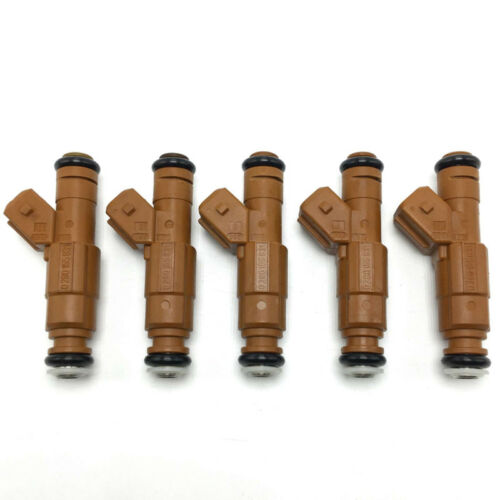 5* Bosch fuel injector 0280155831 for 98-09 Volvo C70 S60 S70 S80 V70 XC70 XC90