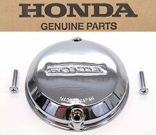 NOS Genuine Honda Points Ignition Cover w/ Screws 69-78 CB750K F A OEM #A71