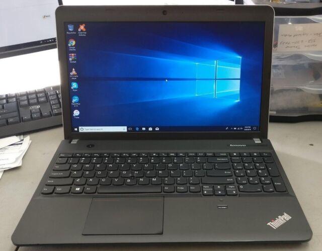 Lenovo ThinkPad Edge E540 Monitor 64 Bit