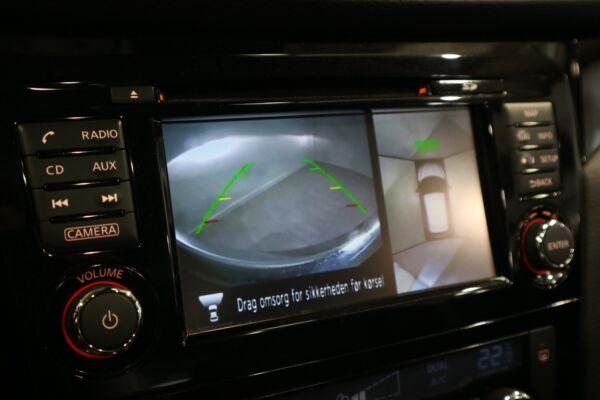 Nissan Qashqai 1,5 dCi 110 N-Connecta billede 7