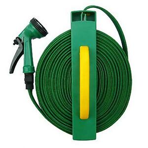 Home Garden 50 foot Compact Collapsible Garden Hose eBay
